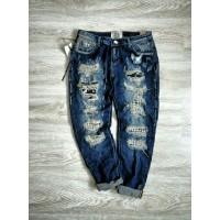 Итальянские джинсы с дырками