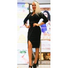 Behcetti блестящее платье