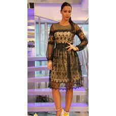 Norm ажурное платье оптом