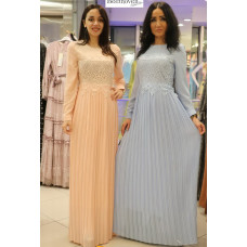 Платье в пол Lilium
