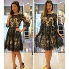 Ажурное платье Lilium оптом