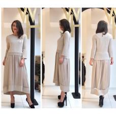Длинное платье Mira Mia