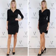 Черное платье Bodyform