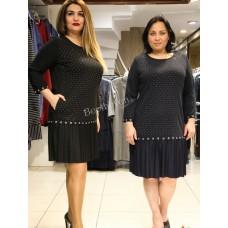 Платье (Plus size)