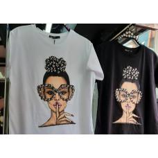 Женская футболка Mint